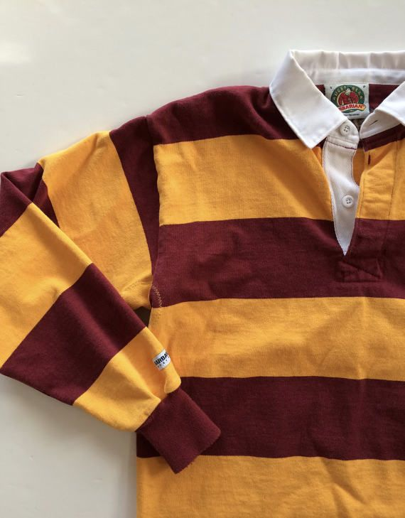College Rugby Shirt   Vintage MN Gophers Basketball - Old School Rugby for  Men or Woman - Classic St 6bd97ed7d786
