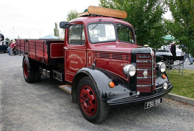 Bedford Lorry.