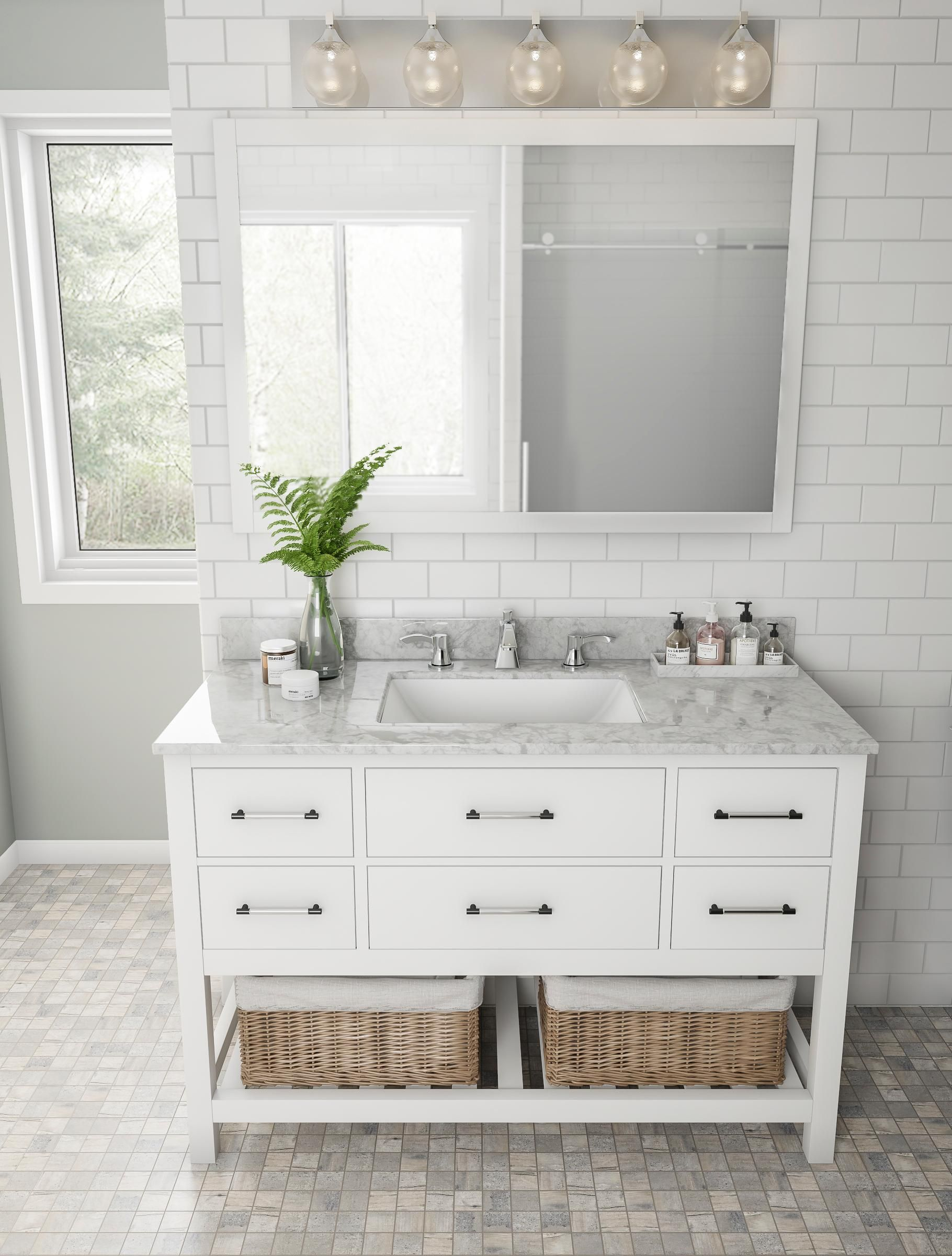 Blend Classic Tile Styles For Extra Visual Interest Tile The Wall