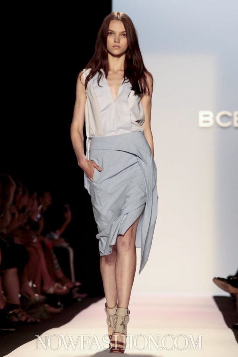 S/S 2014 Ready-to-Wear - BCBG Max Azria