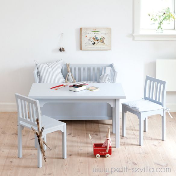 Conjunto muebles infantiles de Oliver furniture en Petit Sevilla ...