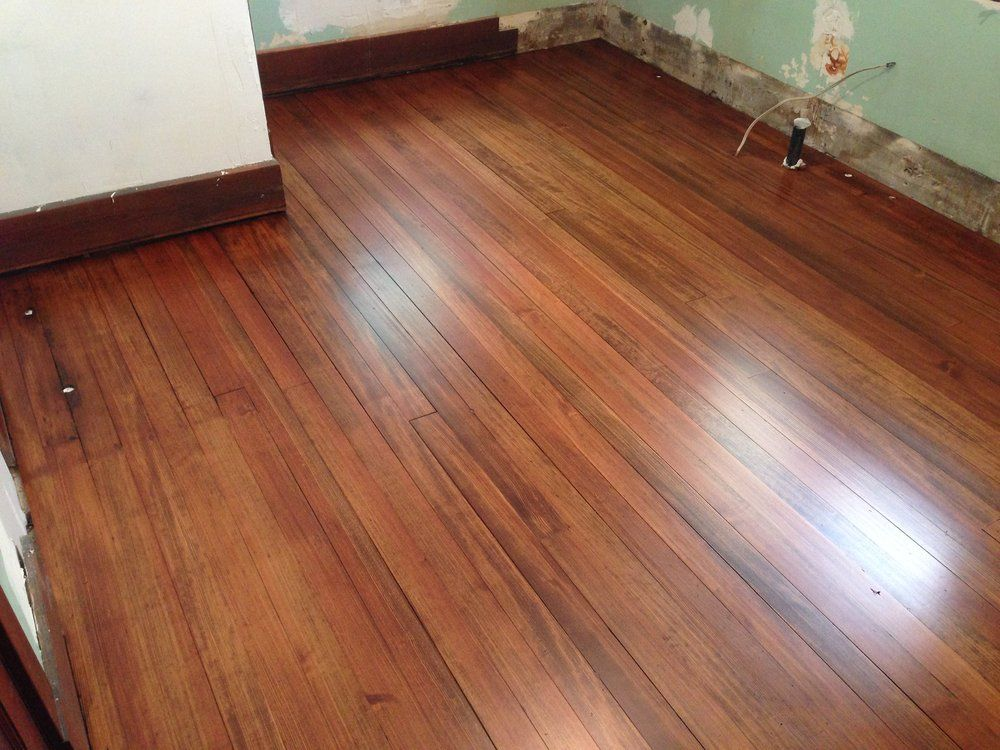 Douglas Fir Floor Stained English Chestnut Or Do We Want