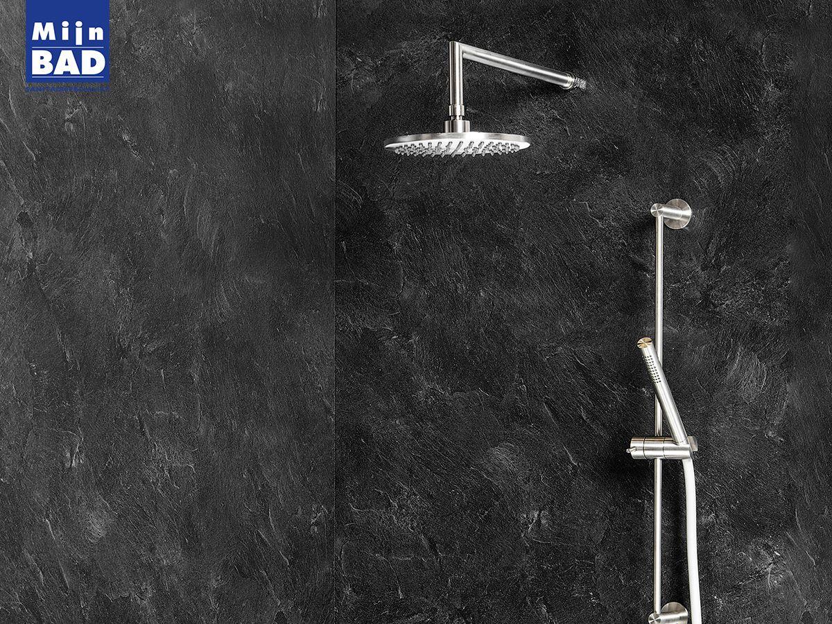 Ga voor een robuuste uitstraling in je badkamer met de douche ...