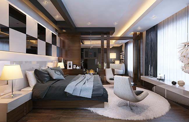 30 Great Modern Bedroom Design Ideas Update 08 2017 Phong Ngủ