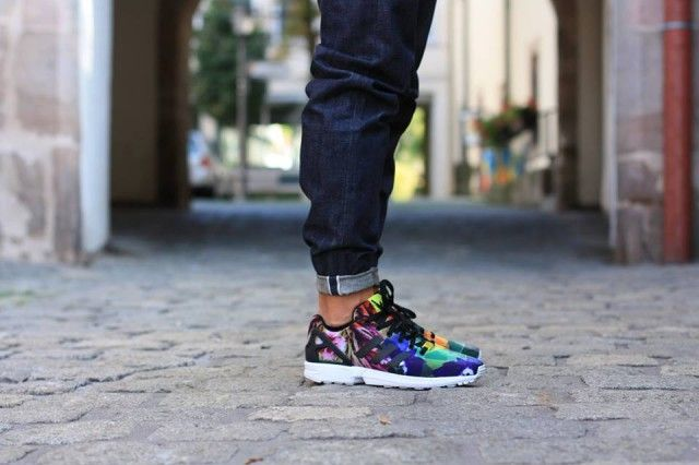 Adidas ZX Flux RS SDLR Sneakerclip