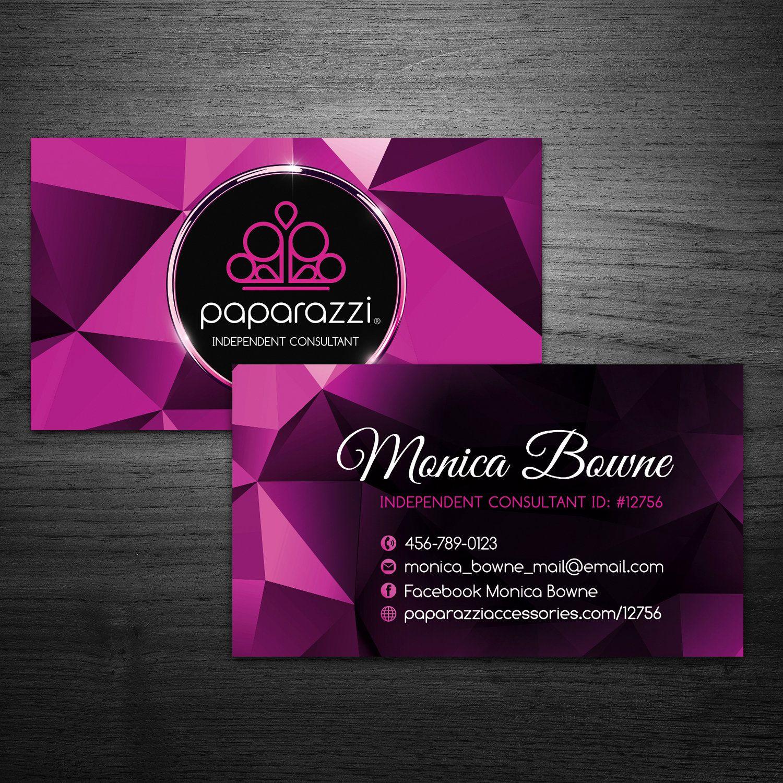 Paparazzi Business Cards | Business Card | paparazzi | paparazzi ...
