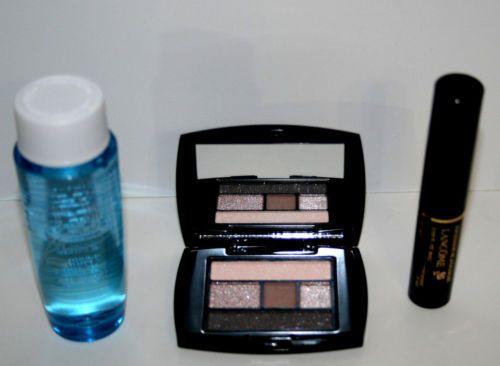 Lancome Shadow Bi Facil Hypnose Drama Mascara Lot Liner Palette Quad Lot GWP   eBay