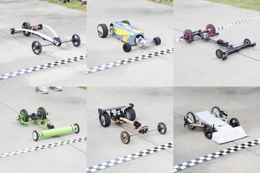 Building A Rubber Band Powered Race For The Ages Core77