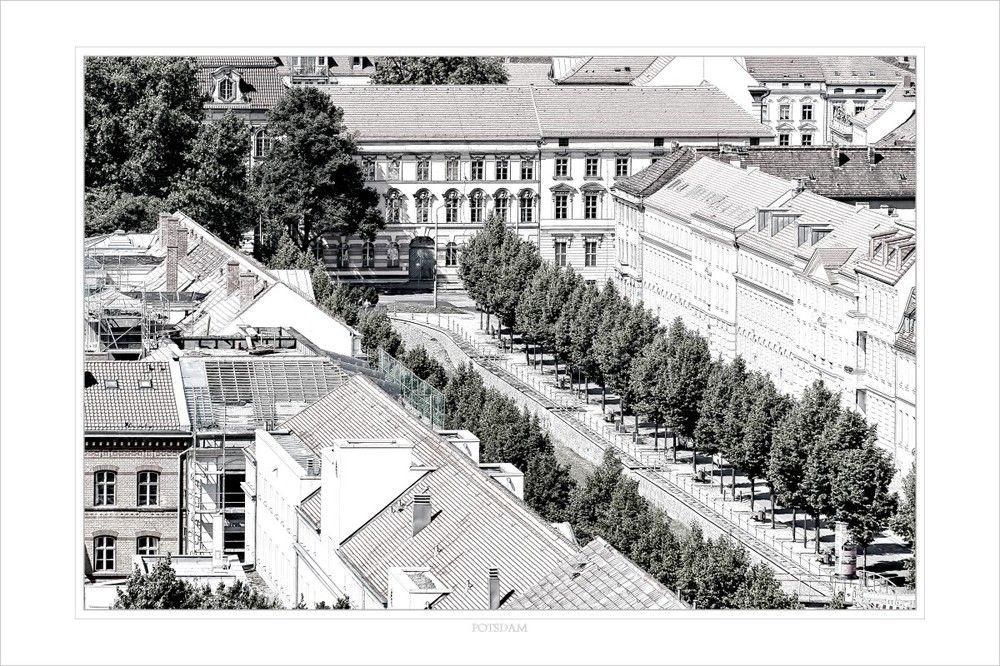 Potsdam III von Ulli Schmidt