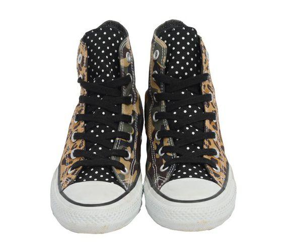 5e5d846376f1 I wantz! x girl converse chuck taylor leopard camo 3 X Girl x Converse  Chuck Taylor All Star Hi Crazy