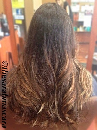 Sarah Mclagan S Photo On Styleseat St Anthony Mn Dark Brown Hair Balayage Hair Long Hair Styles