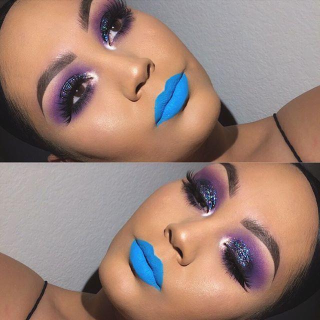 Amazing Glam Look With Jeffree Star Cosmetics Jawbreaker Velour Liquid Lipstick!