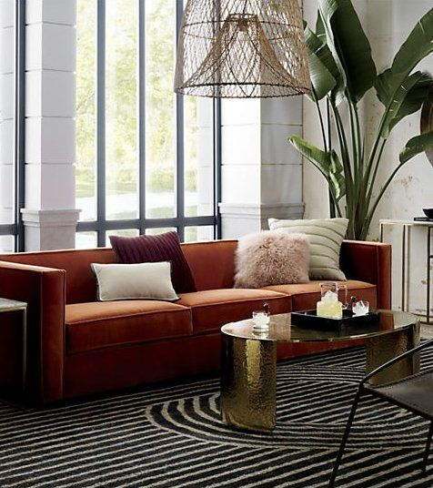 For Stretching Out Solo Or Hanging With A Crowd, Our Longest Sofa