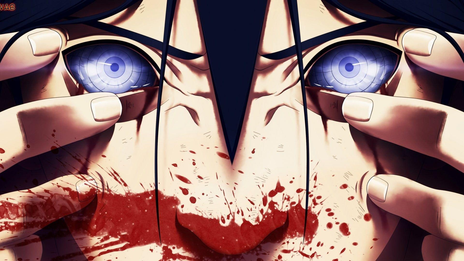 anime character digital wallpaper Naruto Shippuuden Uchiha