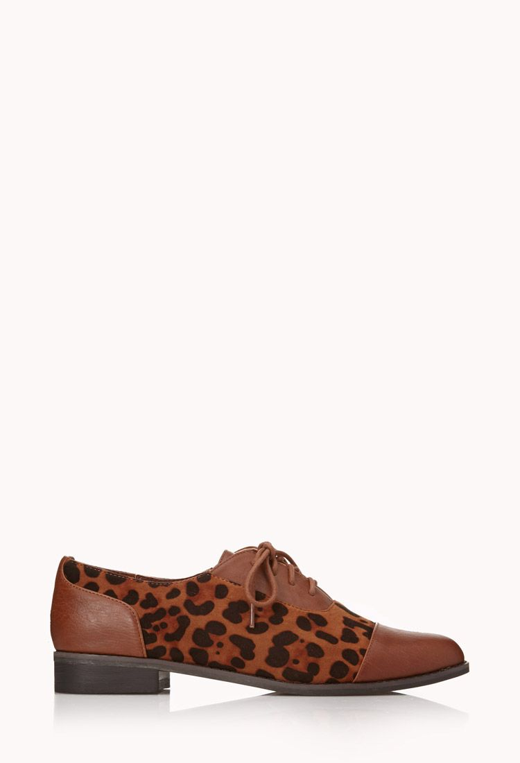 Call of the Wild Oxfords