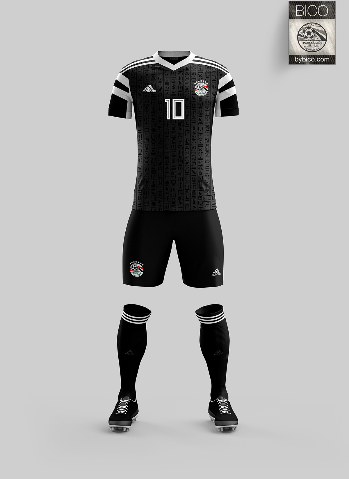 premium selection ac1d7 73d8f EGYPT WORLD CUP KITS on Behance | Jersey Concept | World cup ...