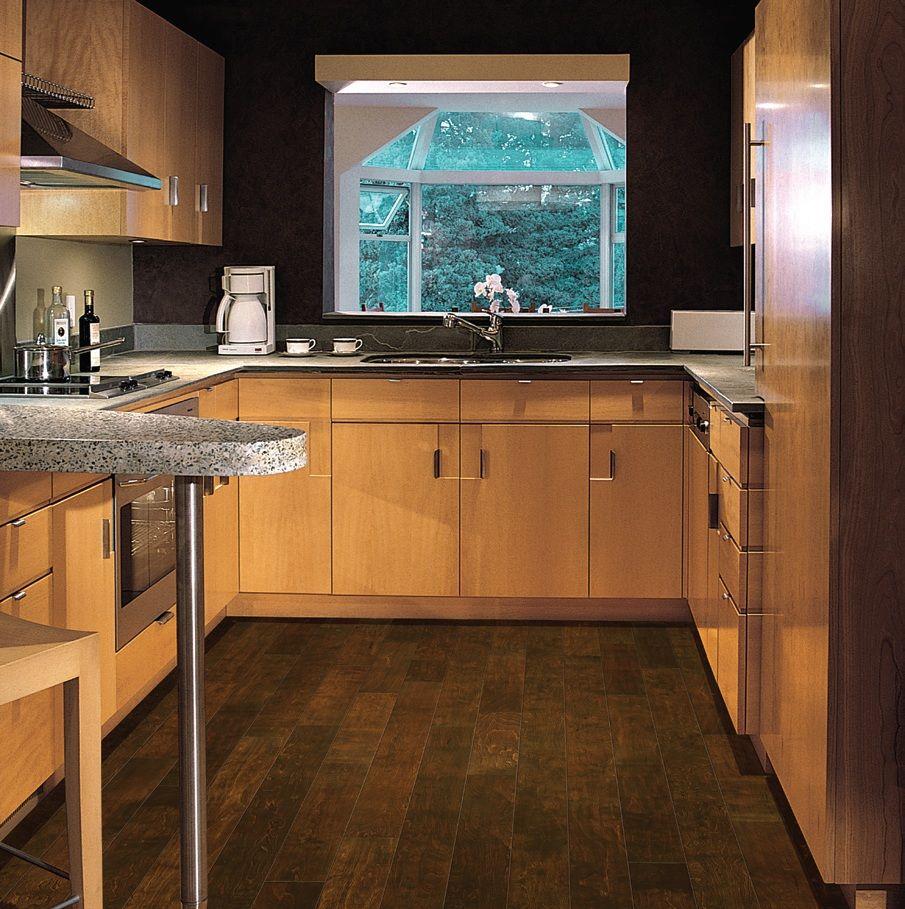 "Kitchen Cabinets Scottsdale: Birch, Scottsdale, 5"" Width, Random Length"