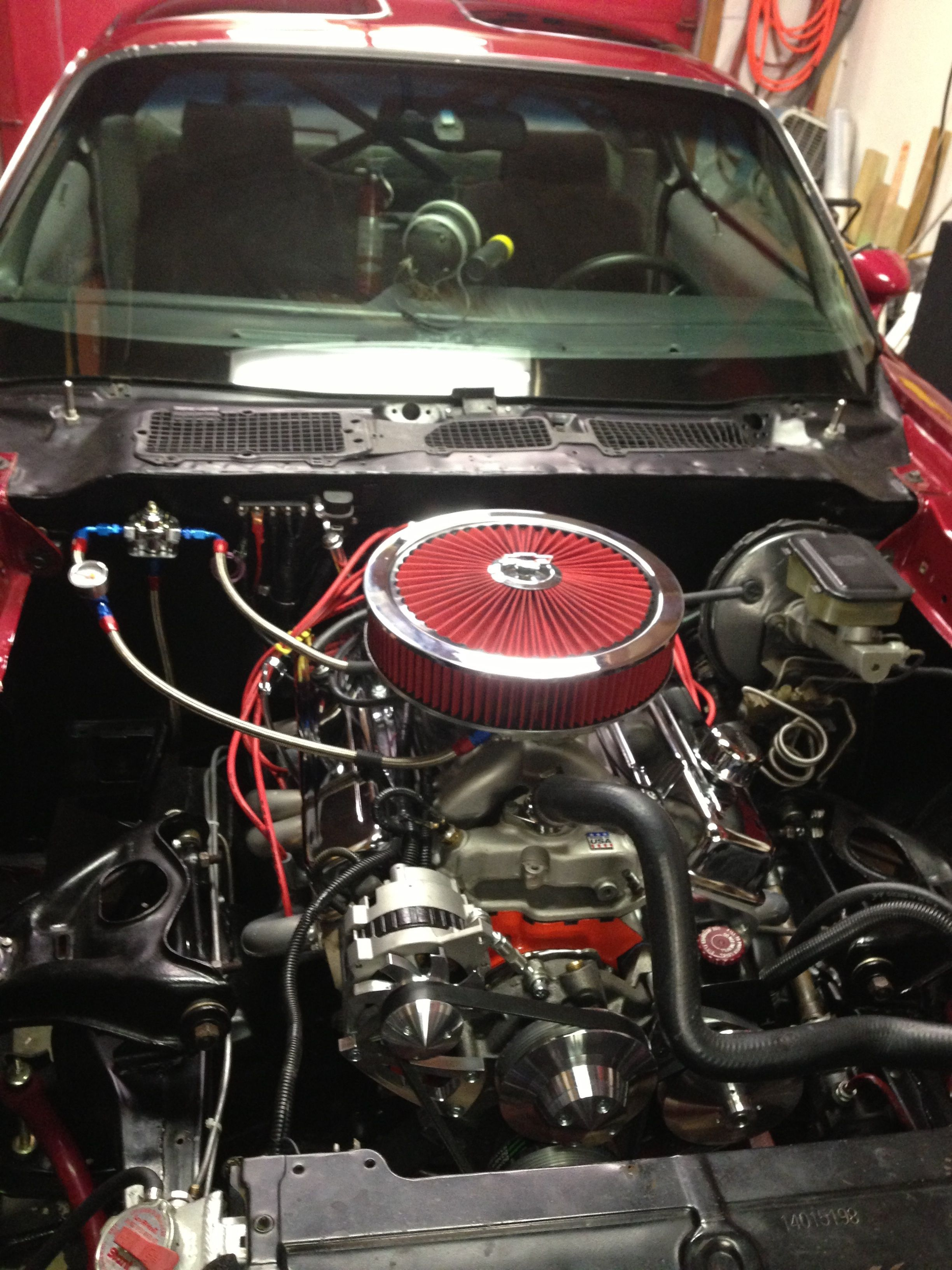 383ci stroker crate engine small block gm style longblock james purchased our bp38313ct1 a 383 base engine with aluminum heads and roller cam every blueprint engine is carefully dyno malvernweather Image collections