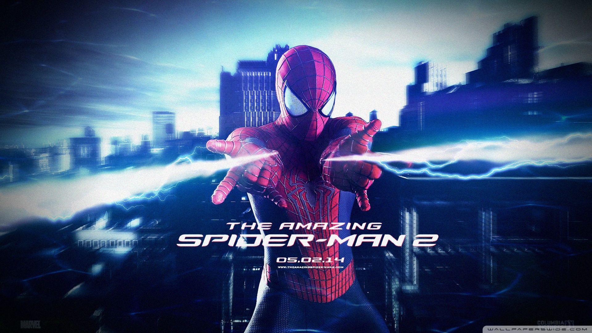 The Amazing Spider Man 2 Movie Wallpaper