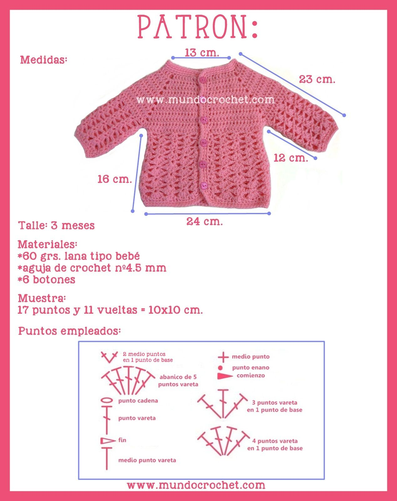 Pin by Anh Thy Vo on Ao | Pinterest | Crochet baby, Crochet and ...