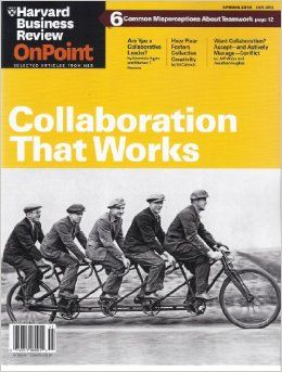 Harvard Business Review Onpoint Magazine Spring  Amy