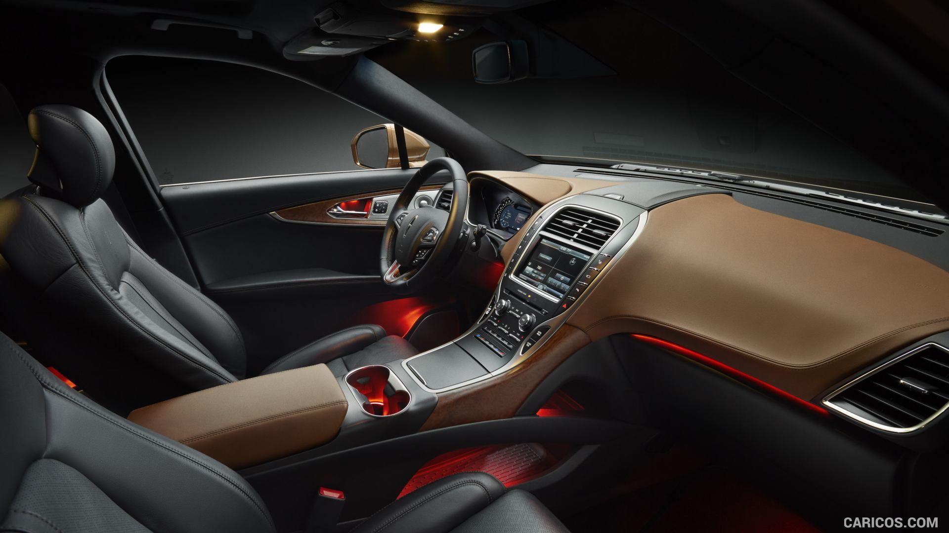 2016 Lincoln Mkx Interior Dashboard Wallpaper Car Interior