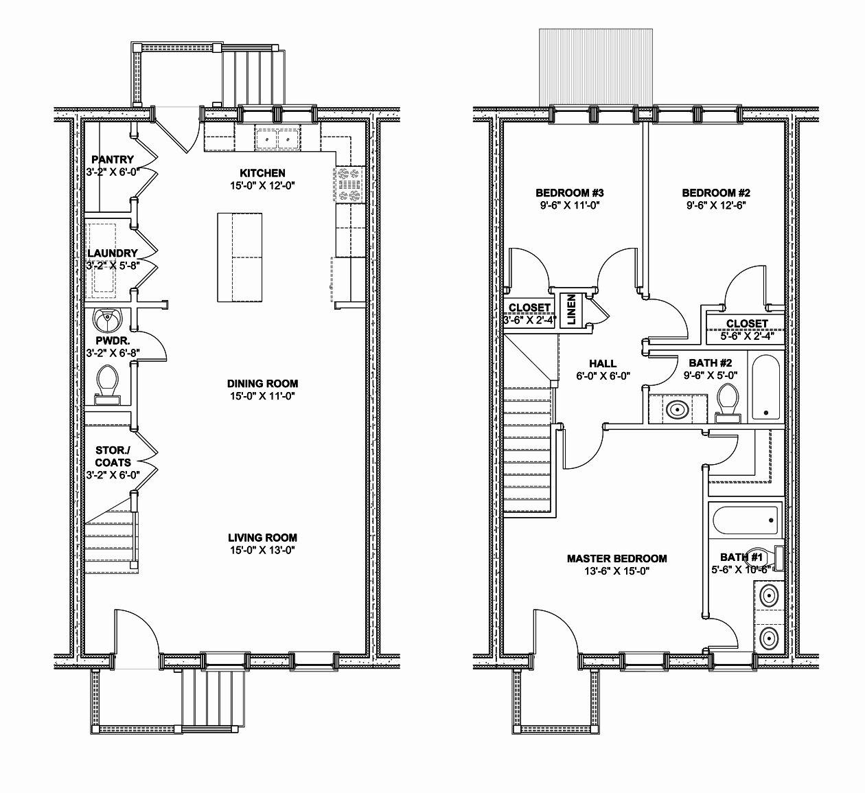Narrow House Amsterdam House Plans House Floor Plans Narrow House