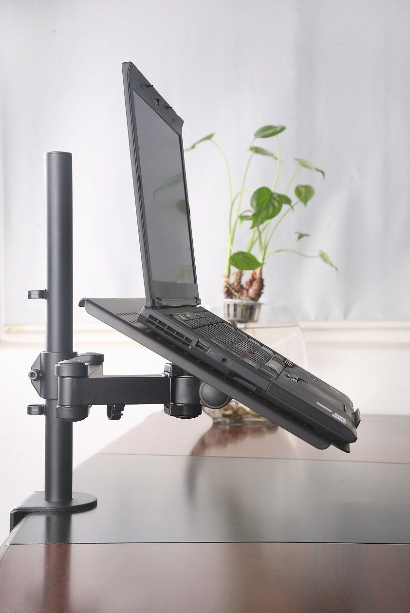 Anthrodesk laptop notebook desk stand mount with full