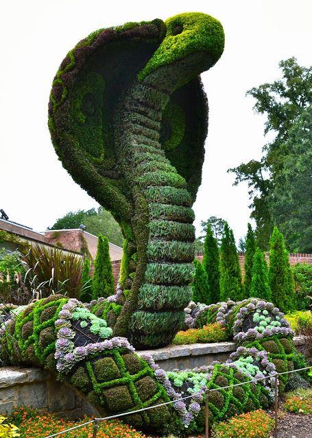 El miguel ngel de los jardineros esculturas jardiner a jardiner a art stica y plantas - Esculturas para jardines ...