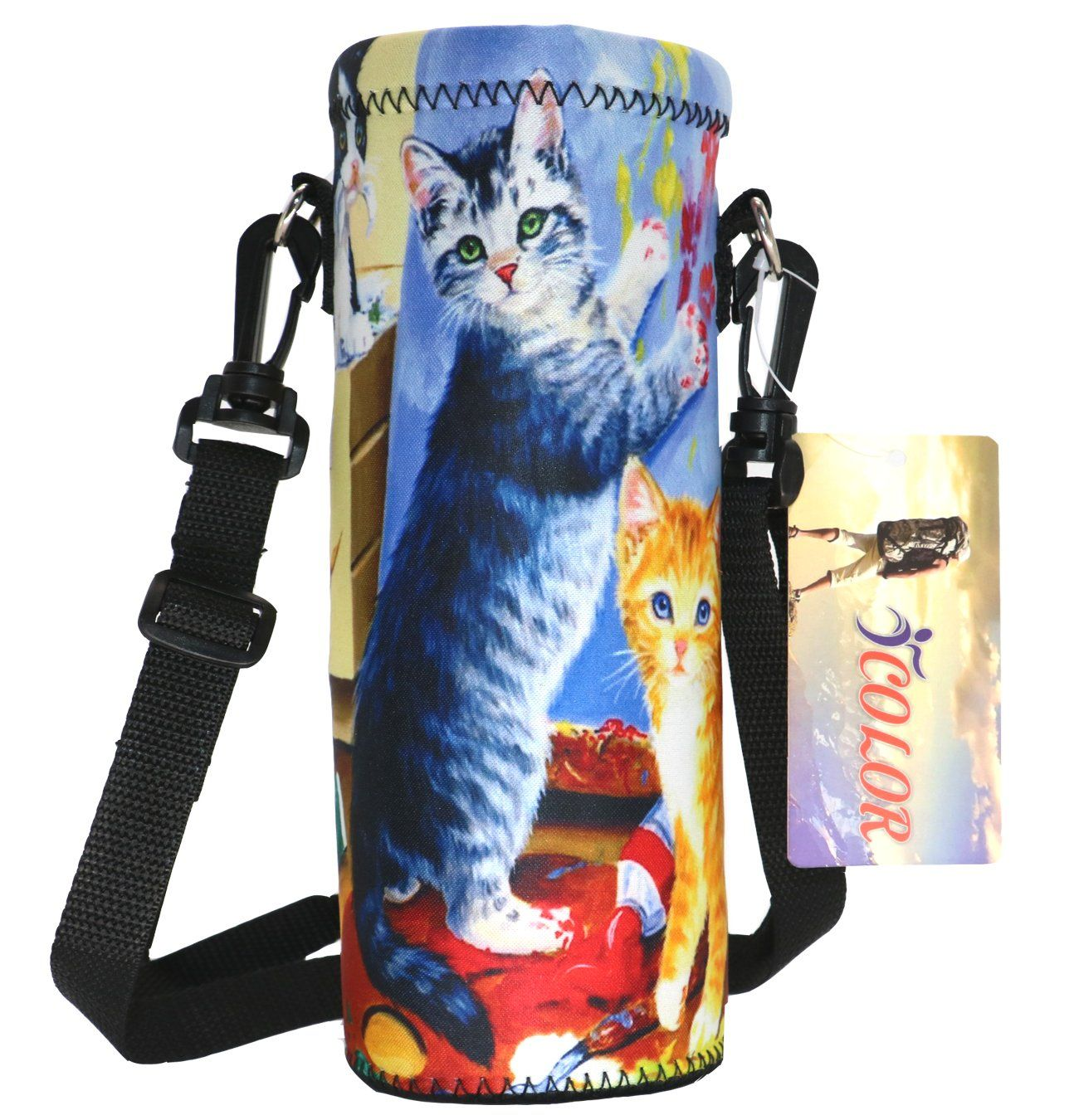 Bluewave Lifestyle GEN3 Water Bottle Carrying Holder Case