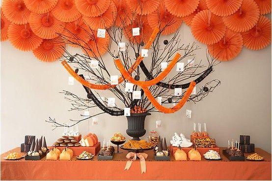 Mesa dulce Halloween Pinterest Mesas dulces, Mesas y Dulces