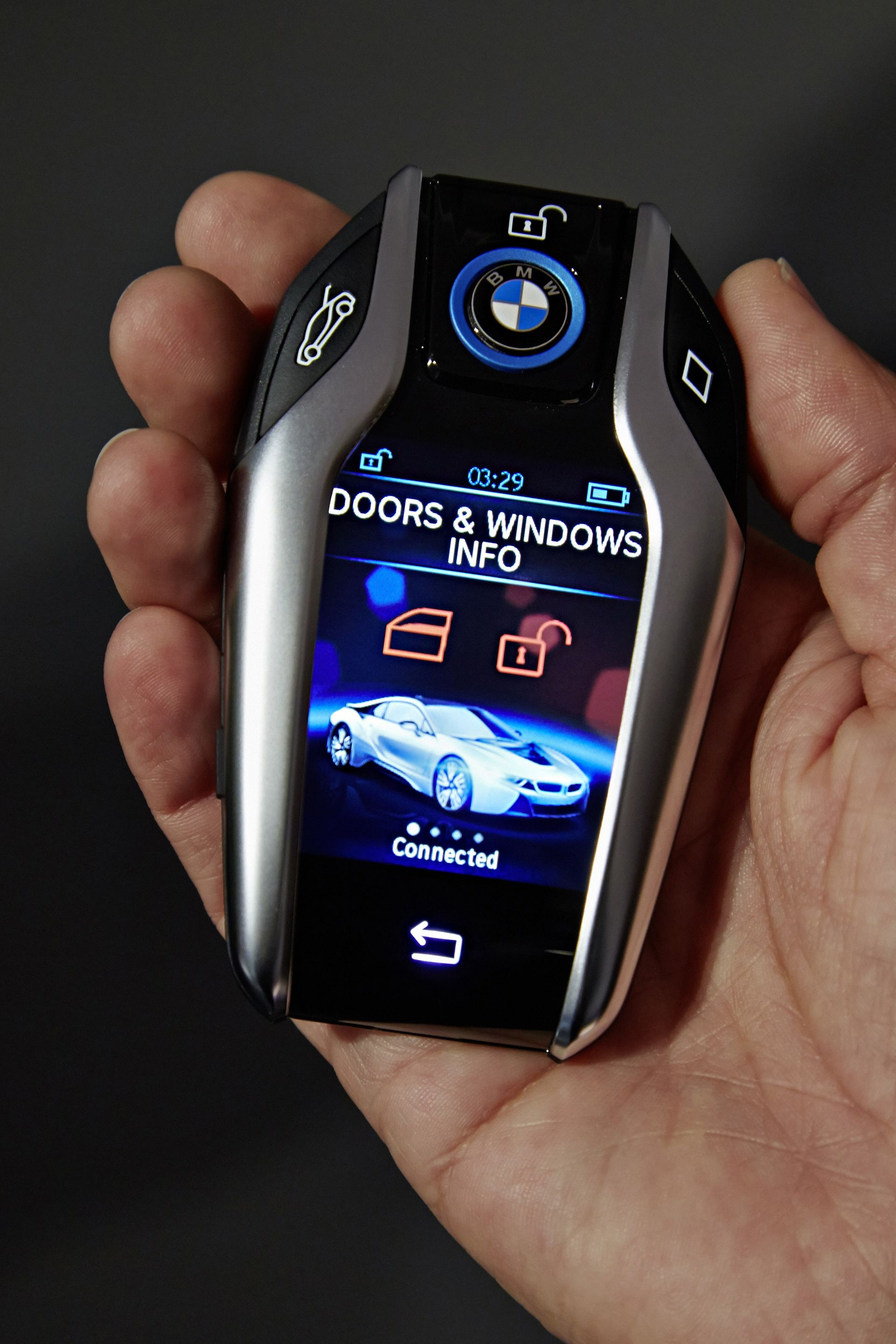 The New Bmw Key Fob With Display Bmw 3 Series And 4 Series Forum