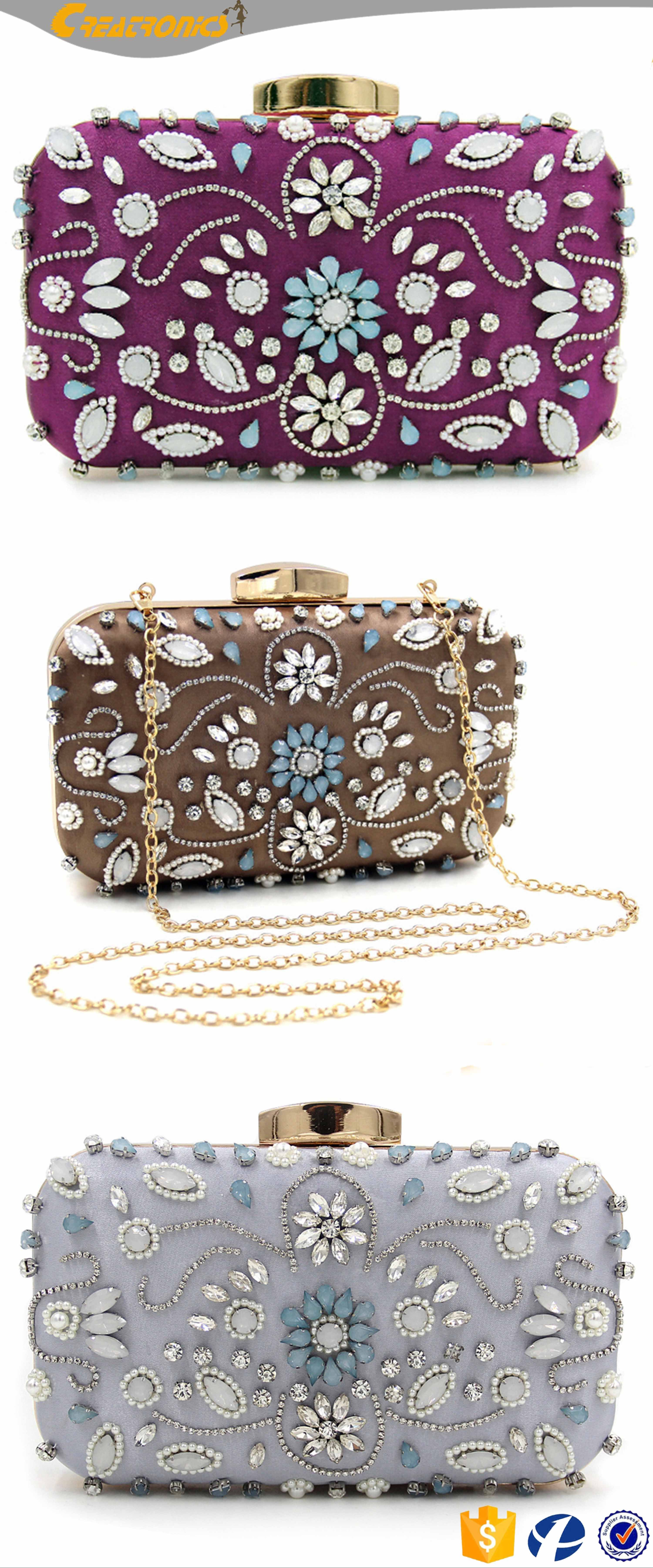 66cc5ad8e575 Elegent luxury clutch bag lady party ladies hand. It s an amazing  combination for your office look  creatronicsfashion .