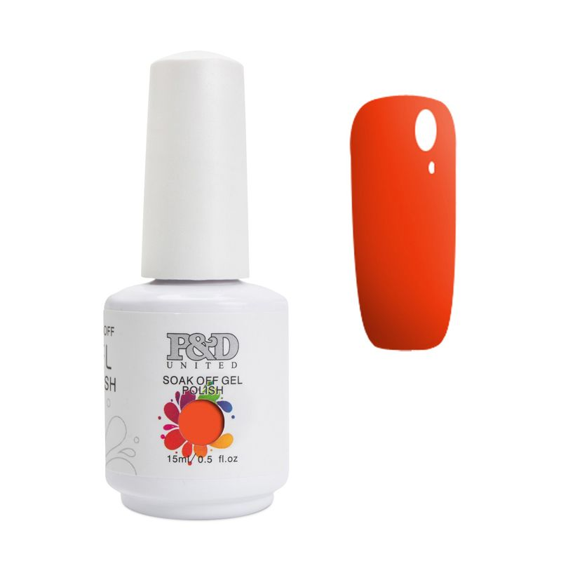 Gel Clear Coat Nail Polish For Manicure