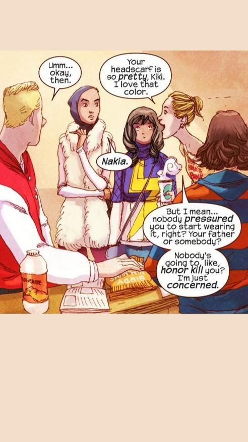 Source: Ms. Marvel #1