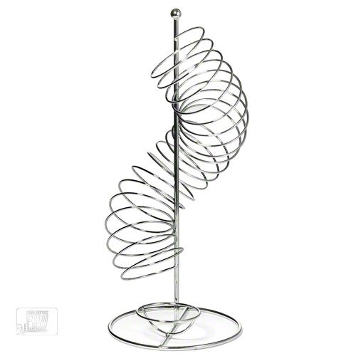 "Tablecraft (FSP1507) - 18-1/2"" Spiral Vertical Fruit Basket 