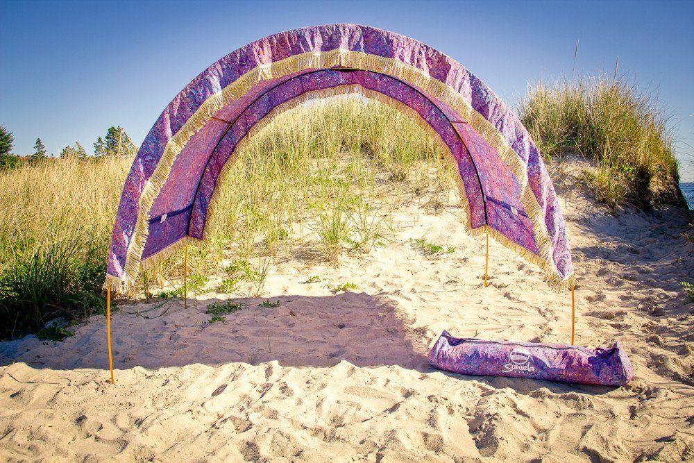 Shangri La Portable Shade Beach Design Beach Tent