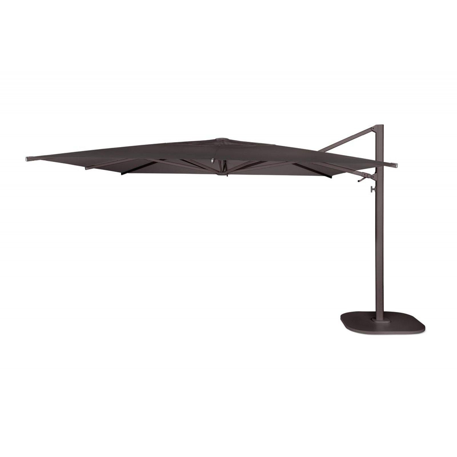 Dedon Parasol Sonnenschirm Quadratisch Inkl Schutzhulle Sonnenschirm Schutzhulle Gartenmobel