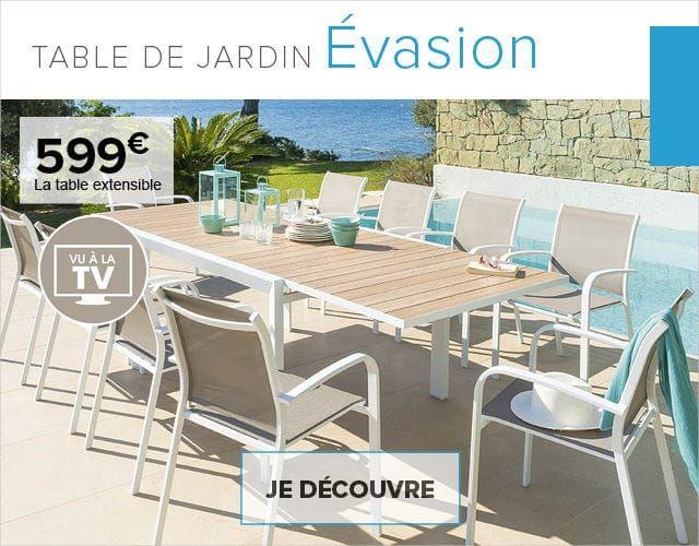 Hespéride, Mobilier de Jardin Design, Table, Salon de Jardin ...