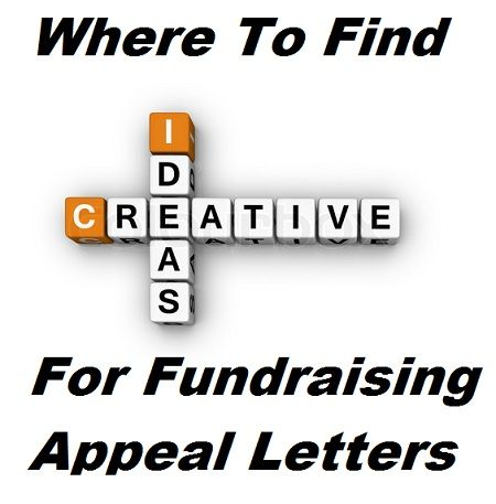 Creative Ideas For Your Appeal Letters Fundraising, Creative and - fresh sample letter requesting donations for door prizes