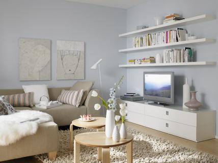 Schmales Wohnzimmer ~ Farbenfrohe frische fürs zuhause neubauwohnungen trennung und
