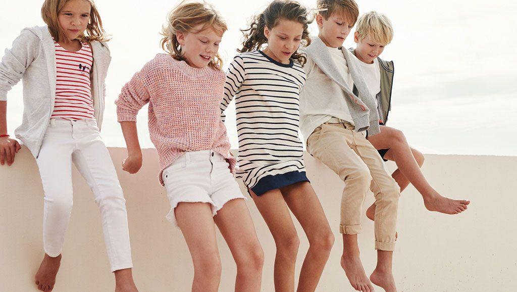 Kindermode & Kinderbekleidung online kaufen im Shop von Marc