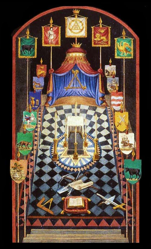 Freemasonry:  #Freemasonry Royal Arch.