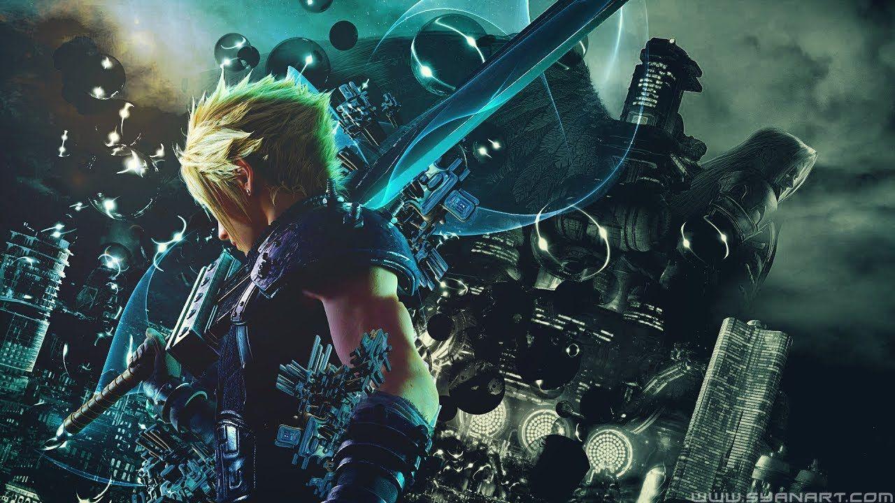 Never Back Down Umv 2019 With Images Final Fantasy Vii Remake