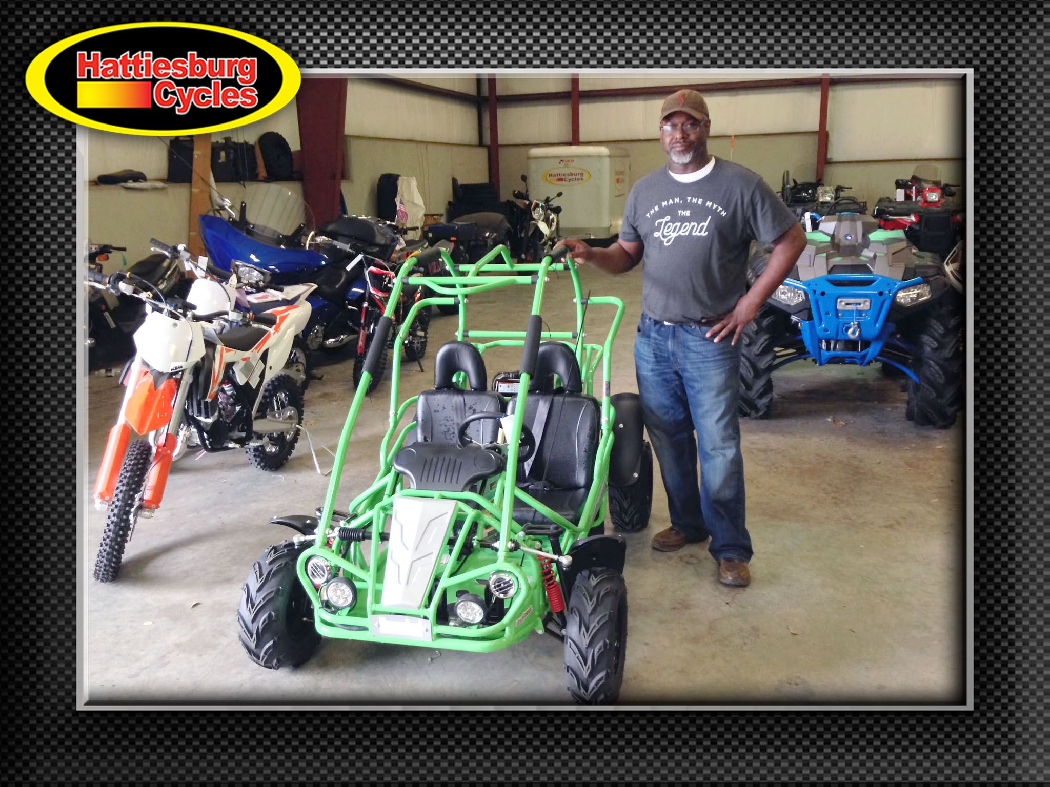 Thanks to Dennis Barns from Taylorsville MS for getting a ...