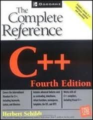 C++: The Complete Reference 5th Edition by Herbert Schildt