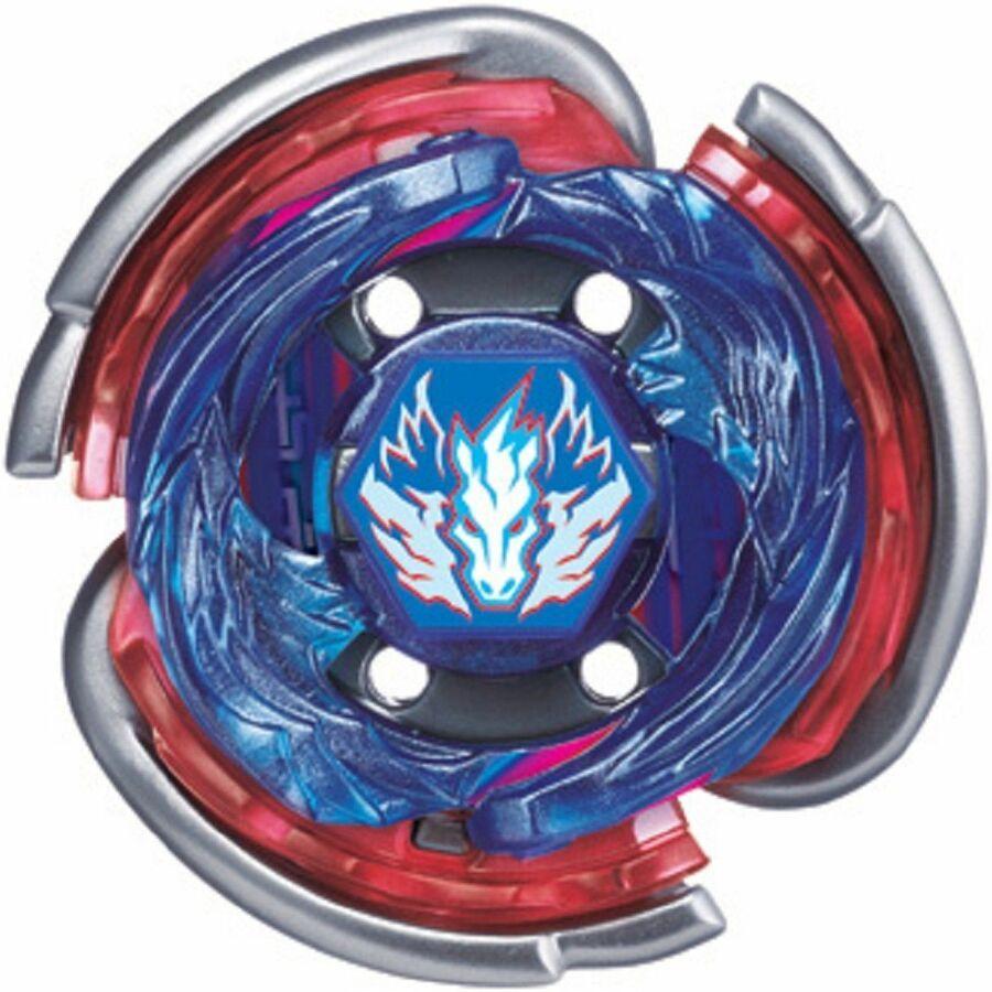 Pegasis BLUE WING Beyblade STARTER SET w// Launcher Big Bang Cosmic Pegasus