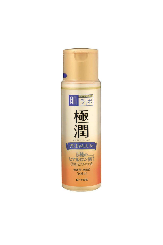 Hadalabo Japan Skin Institute Gokujun Premium Hyaluronic Solution 170ml In 2021 Tretinoin Skin Dry Patches