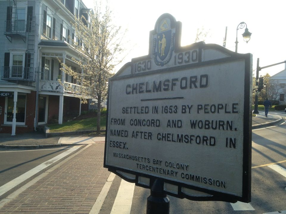 Chelmsford Common New England Revolutionaries Four Square