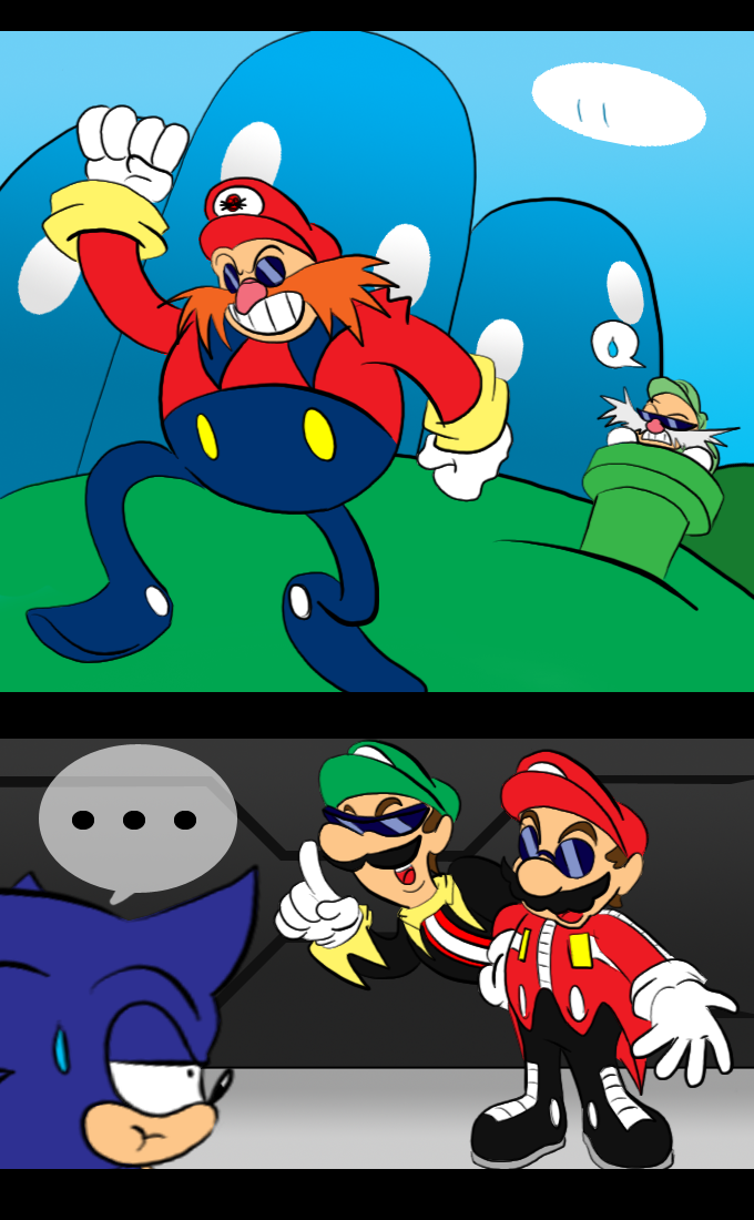 Sonic the Hedgehog | Super Mario Wiki | FANDOM powered by ... |Super Mario Sonic Boom